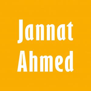 Jannat Ahmed